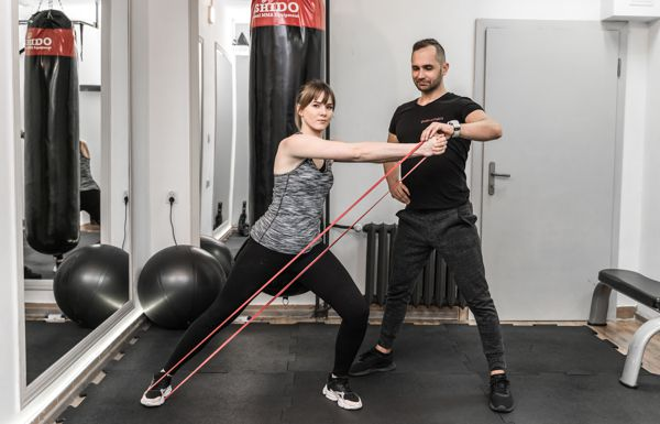 Trening wzmacniajÄ…cy