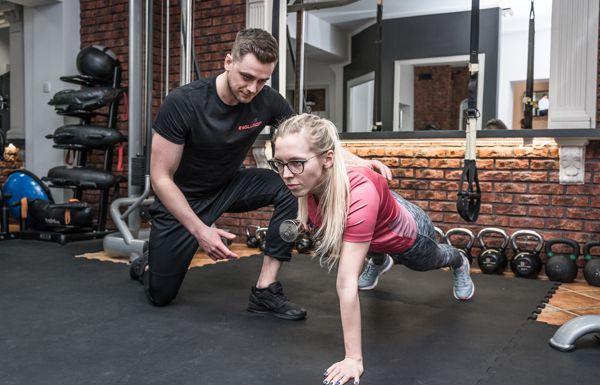 Trening na ból pleców