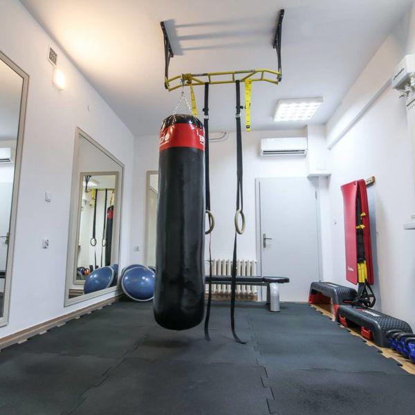 Studio treningu personalnego
